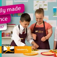 You really made a difference. Thank you for donating your Sainsbury's Active Kids vouchers.